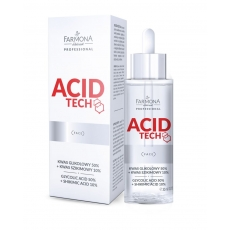 FARMONA KWAS GLIKOLOWY 50% + SZIKIMOWY 10% 30ml Acid Tech