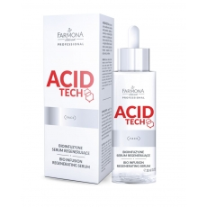 FARMONA BIOINFUZYJNE SERUM REGENERUJĄCE 30ml Acid Tech