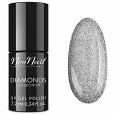 NEONAIL LAKIER HYBRYDOWY SUGAR QUEEN 7,2ml DIAMONDS COLLECTION