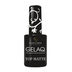 SUN FLOWER GELAQ TOP MATTE 9g