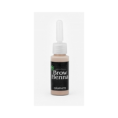 BROW HENNA GRAPHITE CONCENTRATE 10ml