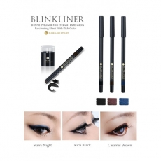 Secret Lashes Kredka do oczu Blink Liner czarna