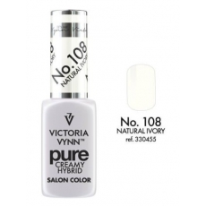 Victoria Vynn Lakier hybrydowy Pure Creamy 108 Natural Ivory 8ml