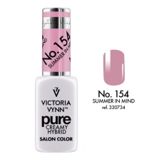 Victoria Vynn Lakier hybrydowy Pure Creamy 154 Summer in Mind 8ml